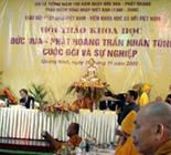 Đề nghị UNESCO công nhận Vua Trần Nhân Tông là Danh nhân văn hoá thế giới